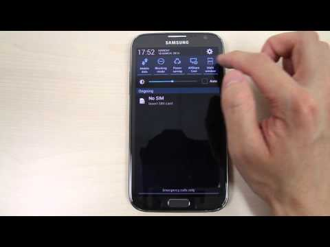 How To Disable Multi-view On Samsung Galaxy Note 2