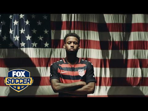 Kellyn Acosta on his goals for the USMNT