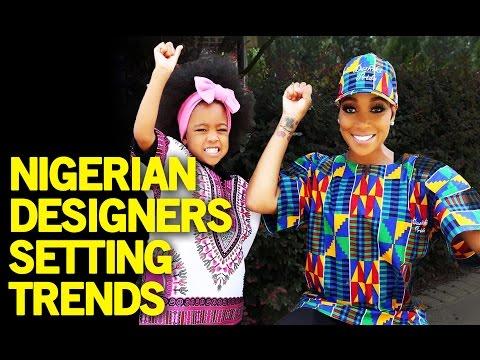 Nigerian Designers Setting Trends In The Fashion + Tech World