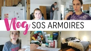 Vlog #33 - Mes armoires me rendent folle.