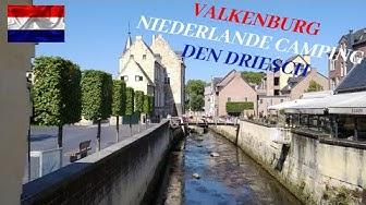 Valkenburg Niederlande Camping Den Driesch mit unserem Kastenwagen Wohnmobil Kastenwagenreisen