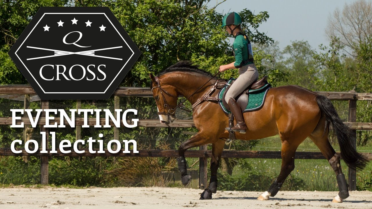 QHP Q-Cross Eventing outfit - De Kroo Ruitersport