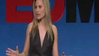 (1/2) Aimee Mullins - The opportunity of adversity - TED Talk