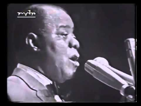 Louis Armstrong  Black And Blue