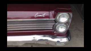 1964 Mercury Comet 404 gets a break & 1965 Mercury Comet Caliente convertible heads out