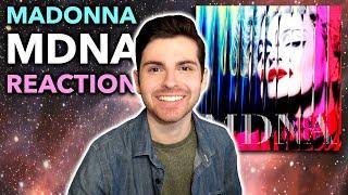 Madonna – MDNA (Deluxe Version) | Album REACTION + ANALYSIS