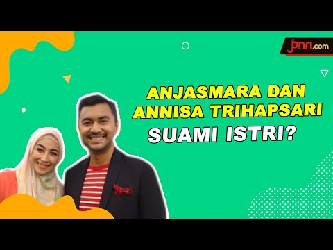 Anjasmara dan Anissa Trihapsari menjadi Suami Istri?
