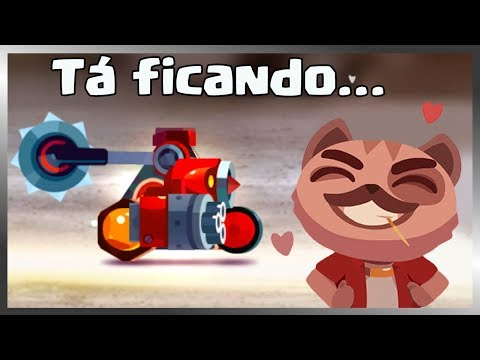 ESTÁ FICANDO TUNADA! CATS: Crash Arena Turbo Stars #155