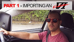Part 1 - What Fees To Expect When Importing A Car From Japan - JDM Evo 6