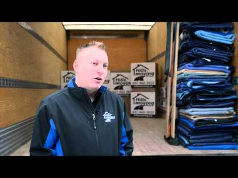 Expert Movers in Toronto & Greater Toronto Area | Hills Moving 647-460-3650