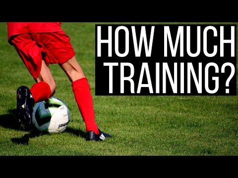 How Much Football Training Should You Do In A Week?