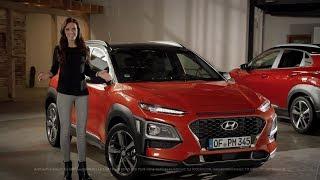 Hyundai Kona ausfhrlich vorgestellt Das neue B SUV Test Vorstellung Review