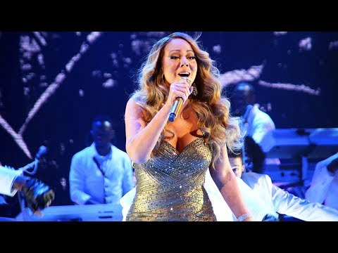 """Mariah Carey - SOUNDS LIKE 1994 IN 2015! """"Joy To The World"""" Remix!"""