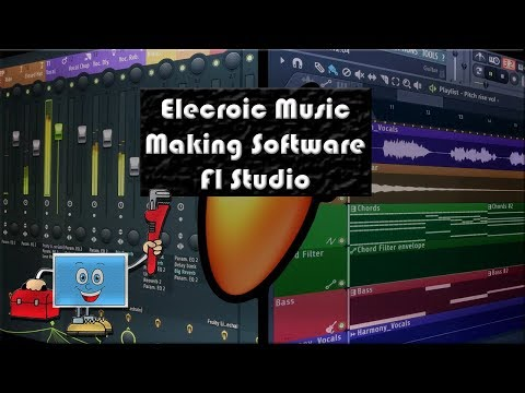 Electronic Music making Software for Computer