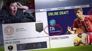 FIFA 18 FREE FUT DRAFT GLITCH!! 😱 UNLIMITED FREE FUT DRAFT TOKENS! - FIFA 18 ULTIMATE TEAM