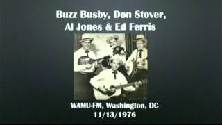 【CGUBA083】Buzz Busby, Don Stover, Al Jones & Ed Ferris 11/13/1976