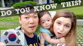 WHAT YOU SHOULD KNOW ABOUT KOREA