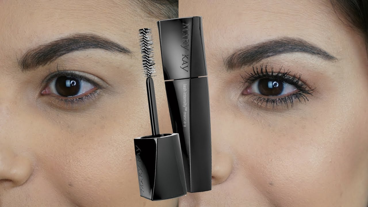 924915439f6 Mary Kay Lash Intensity Mascara: Review and Demo - YouTube