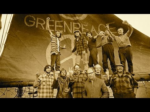 HOW TO CHANGE THE WORLD - Greenpeace Documentary with Dir. Jerry Rothwelll