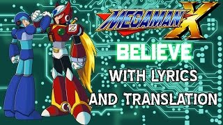 Megaman X3 - Believe (I