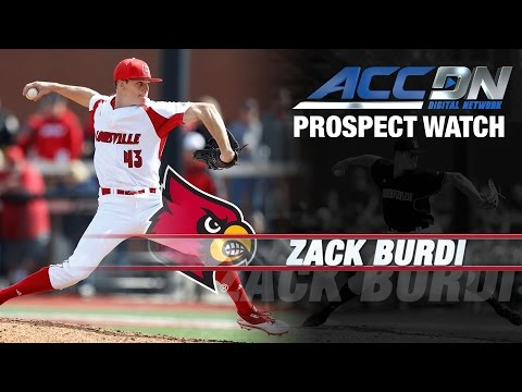 White Sox Take Louisville's Zack Burdi 26th IN MLB Draft