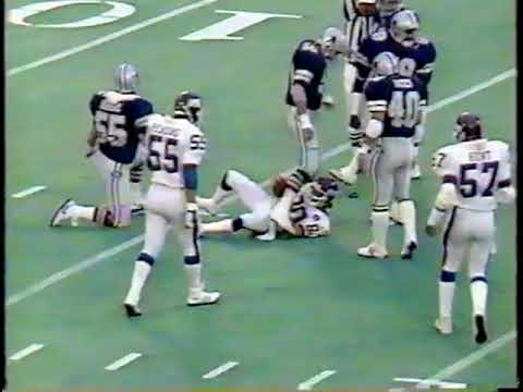 1986 Week 9 Cowboys at Giants