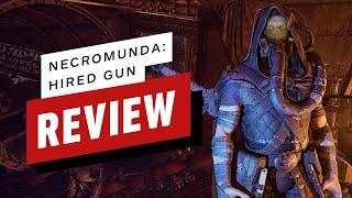 Necromunda: Hired Gun Review (Video Game Video Review)