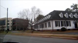 Tour Rapido por la ciudad de Raleigh Carolina del Norte / Quick tour City of Raleigh North Carolina