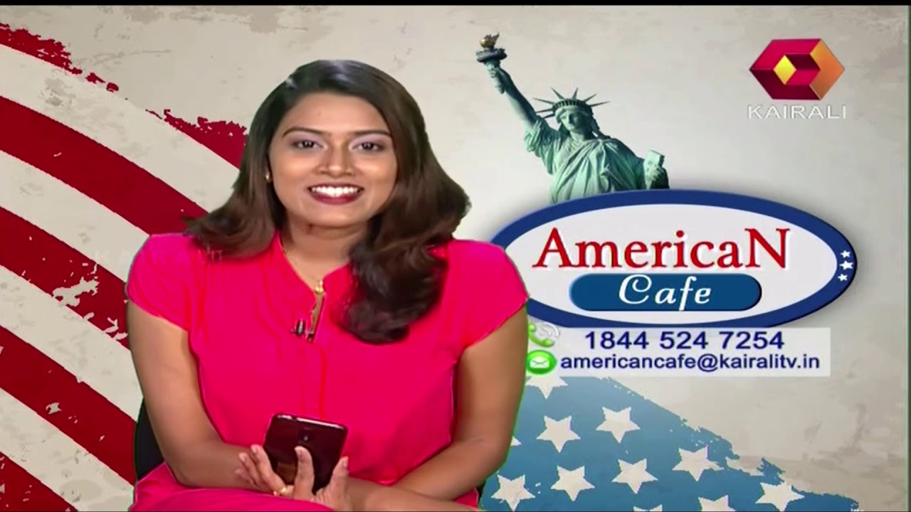 American Cafe | 12th March 2018 | Full Episode