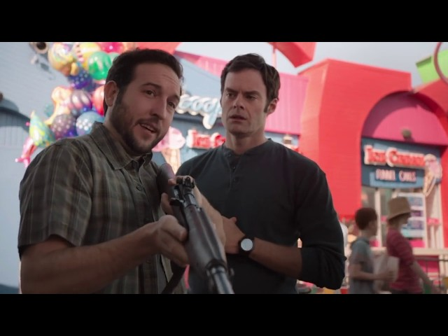 Barry Wins the Big Rat   Barry 1x05