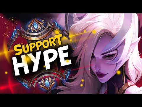HYPE MONTAGE FOR SUPPORT MAINS!! (Episode 9)