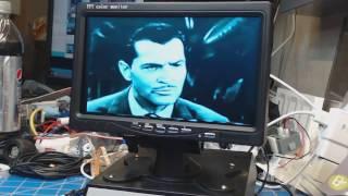 banggood 7 inch lcd hd tft pcduino digital display raspberry pi monitor