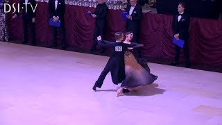 Maxim MorrisOlivia King Tango Final Under 14 WDC AL European 2019 DSI TV
