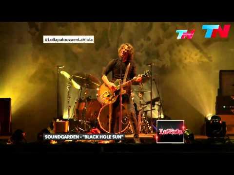 Soundgarden - Black Hole Sun - Lollapalooza Argentina 2014