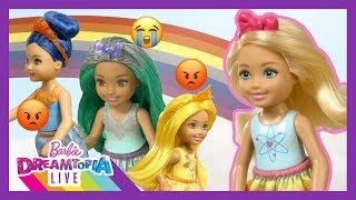 A Winning Color Combination | Barbie Dreamtopia LIVE | Barbie