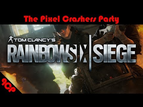 The Pixel Crashers Party! | Xaiphen's Belated Birthday!