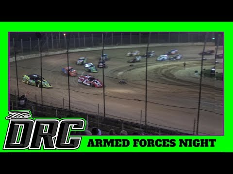 Moler Raceway Park | 5/25/18 | Armed Forces Night | $1200 To Win UMP Modifieds