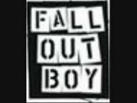 fall out boy dance dance