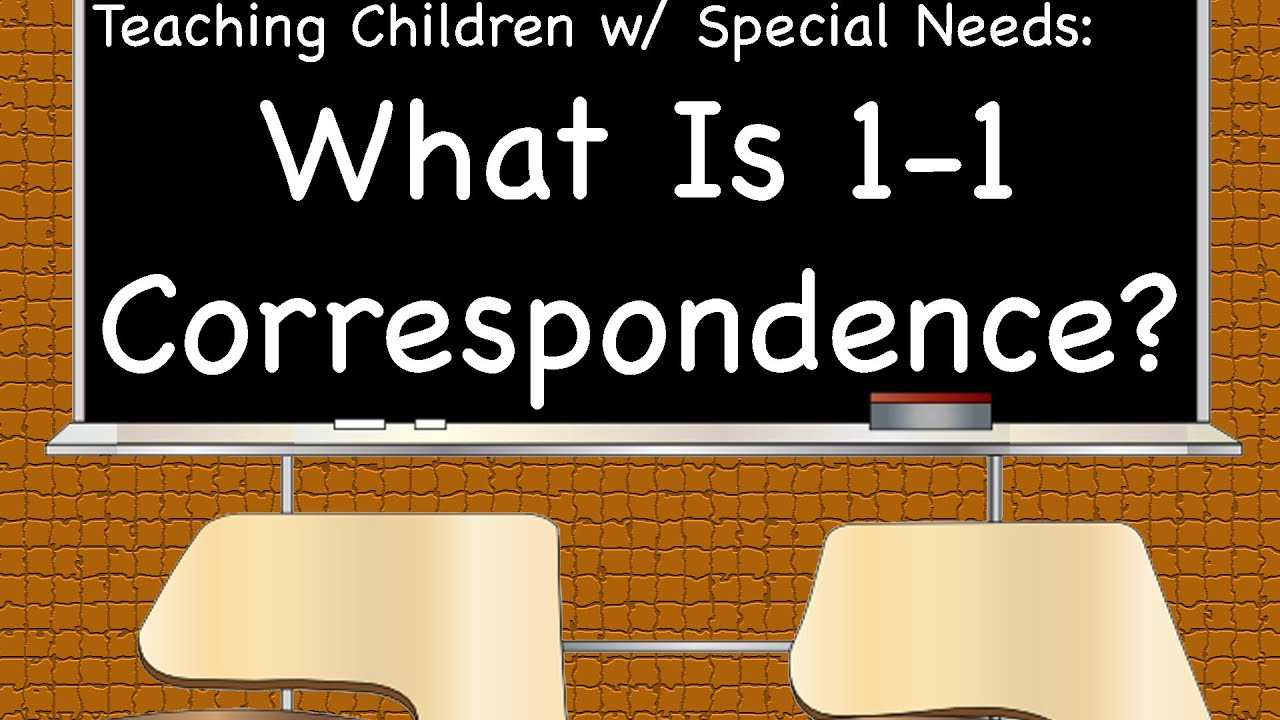 Kindergarten Math Worksheets One To One Correspondence ...