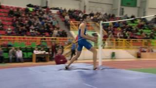 Легкая атлетика. Зимний ЧУ-2017. Сумы. Прыжки в высоту