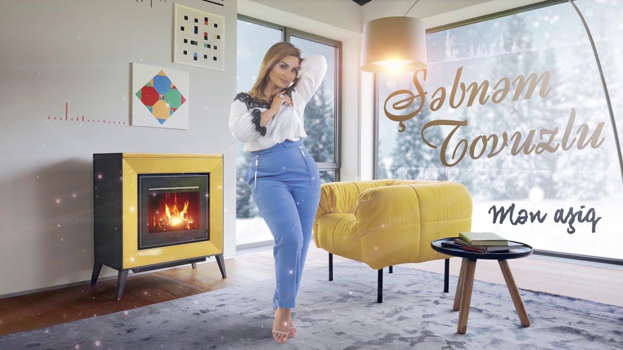 Şəbnəm Tovuzlu - Mən Asiq (Official Audio)