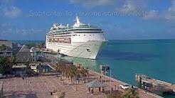 Key West & Miami FL above average warmth B-Roll - 2/27/2018
