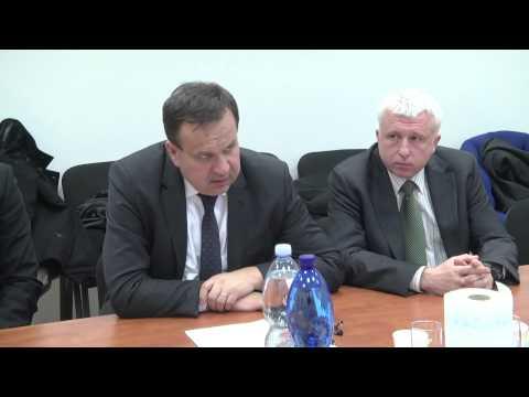 Interview Ministr Diamo
