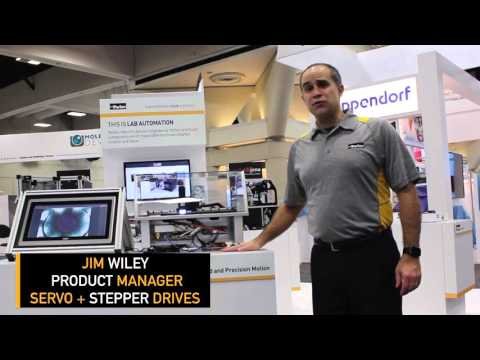 Lab Automation Innovation: SLAS 2016 Booth Highlight | Parker Electromechanical And Drives Division
