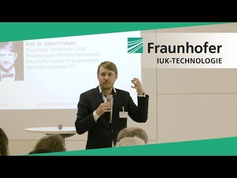 Blockchain zum Verstehen und Mitreden - Erklärungen von Prof. Dr. Gilbert Fridgen