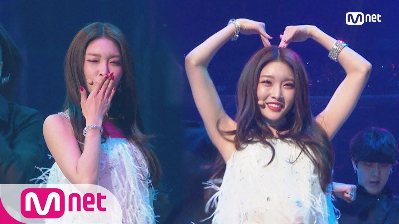 Kcon  La Chung Ha Love U E  Akcon  La X M Countdown