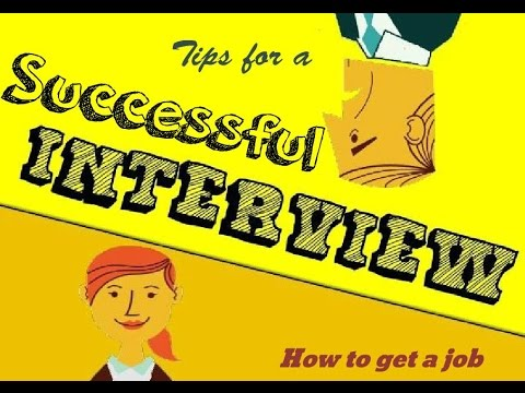 how to have successful interview