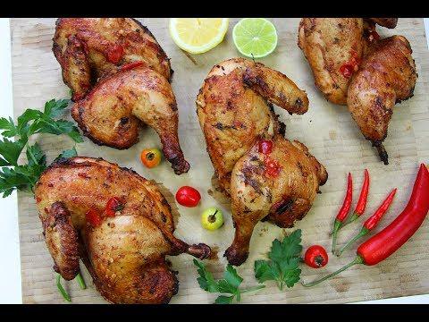 Peri Peri Chicken (like Nandos) #JulyMonthOfGrilling | CaribbeanPot.com
