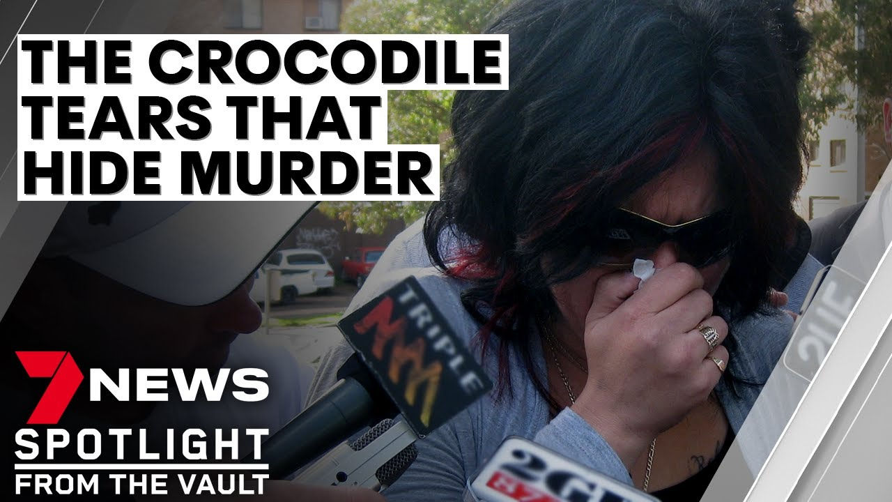 Download Crocodile tears: deceitful murderers who lie and cry for the cameras   7NEWS Spotlight
