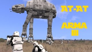 ATAT Madness - Star Wars Imperial Walker Arma 3